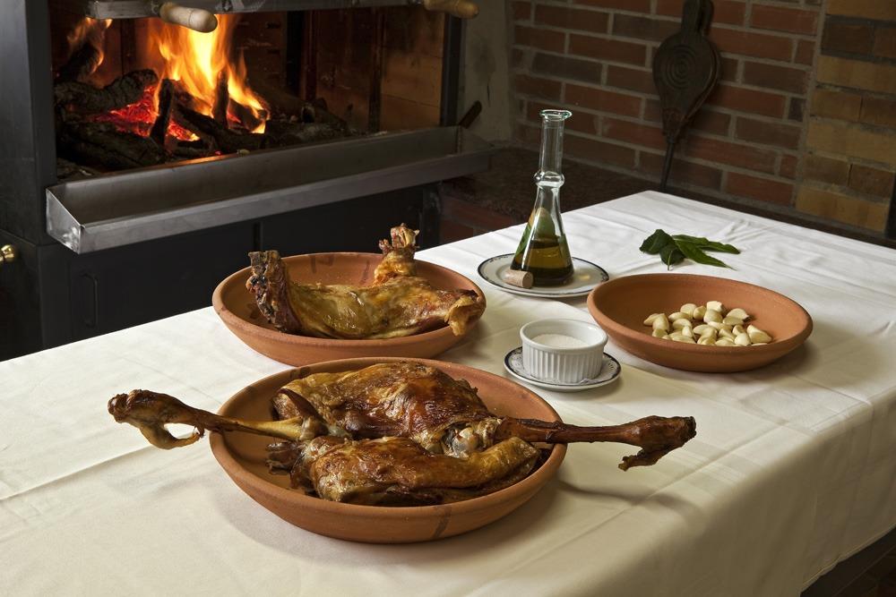 restaurante arcos de quejana gastronom a tradicional de innovaci n. Black Bedroom Furniture Sets. Home Design Ideas