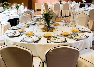 Comedor Ático 200 invitados