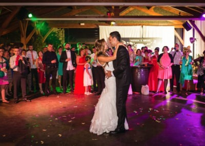 El primer baile