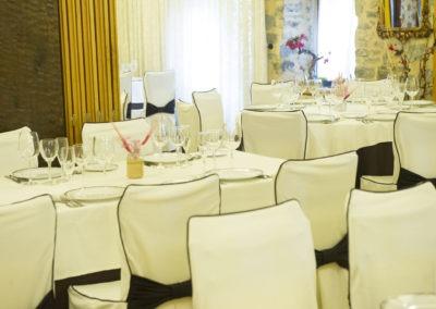 Comedor Piedra 120 invitados