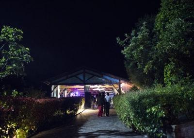 Zona de Baile Privada con Terraza